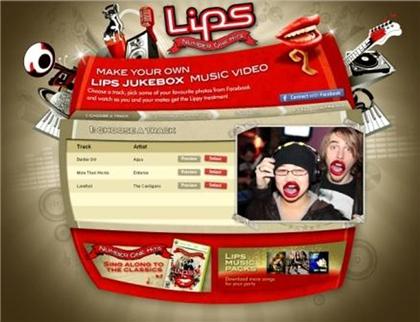Xbox Lips Digital
