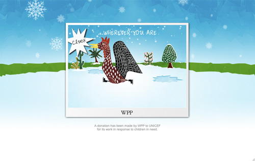 WPP Seasons Greetings